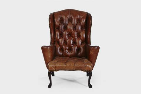 Wilson Leather Chair featured image