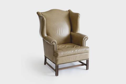 Franklin Leather Chair featured image