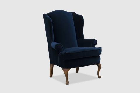 Spindale Wingback Chair featured image