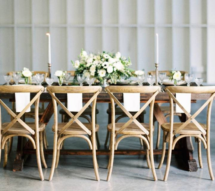Image Prospect Table, Charlotte Chairs